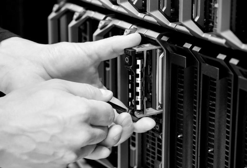 Ersatzteile für Server, Storage und Switche
